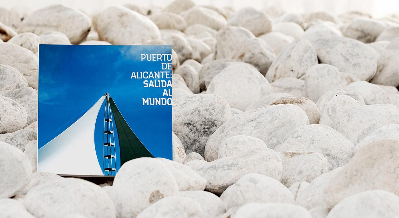 Diseño editorial Puerto Alicante
