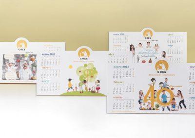 Calendarios Mesa y Pared