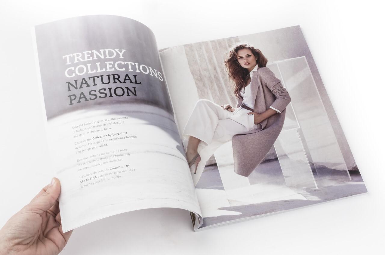 Diseños de tendencia y Fotografía de producto