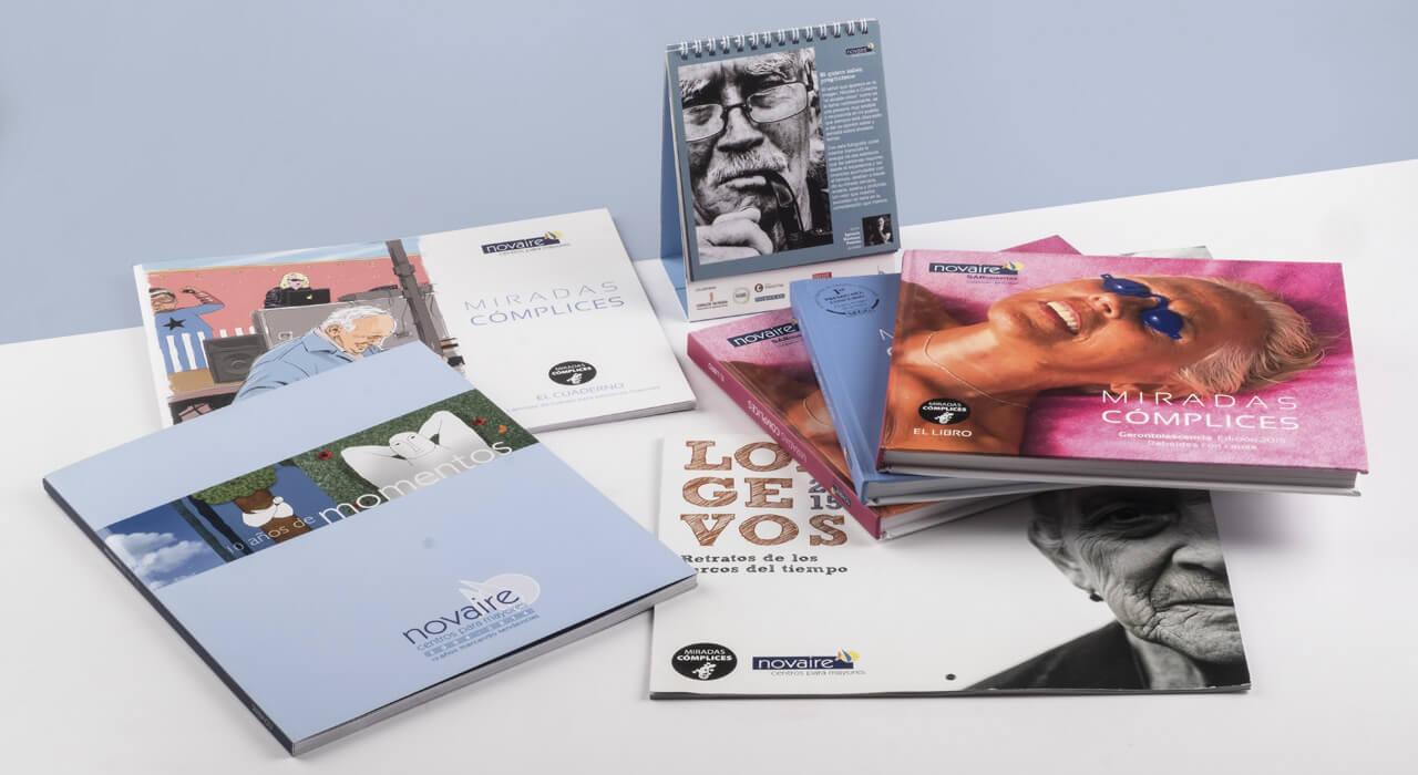 Catálogos Corporativos y branding